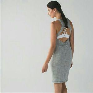 Lululemon open back dress